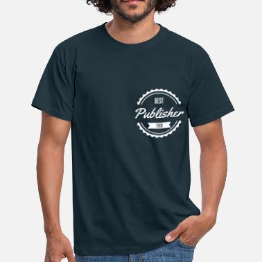 Publisher best publisher - Men's T-Shirt