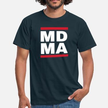 Rave MDMA - Men's T-Shirt