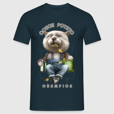 COUCH POTATO - Men's T-Shirt