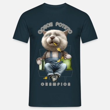 Couch Potato COUCH POTATO - Men's T-Shirt