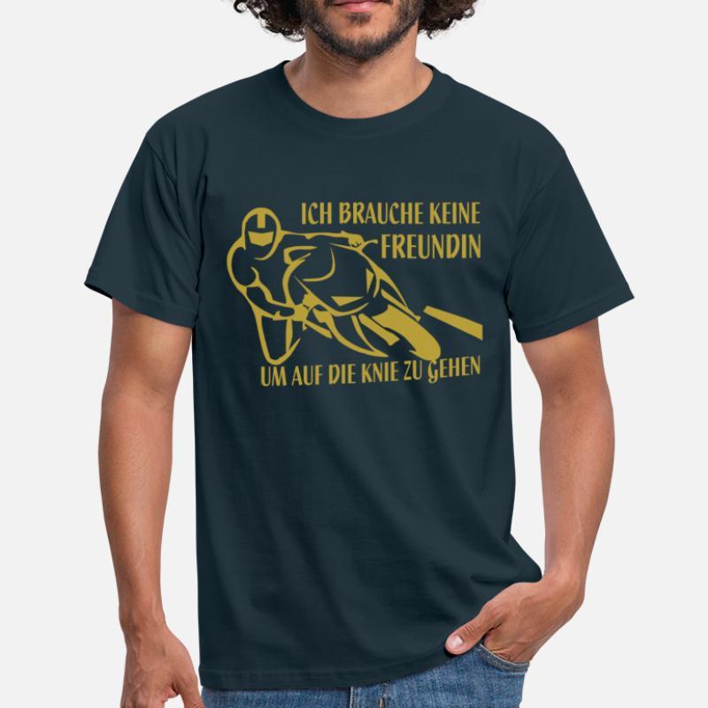 Die Besten Motorrad Sprüche T Shirts Online Bestellen Spreadshirt
