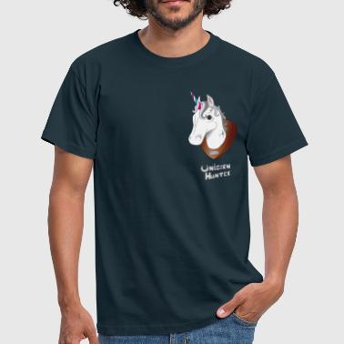 Unicorn Hunter - Men's T-Shirt