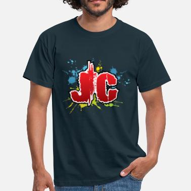 Jc JC eu - Men's T-Shirt