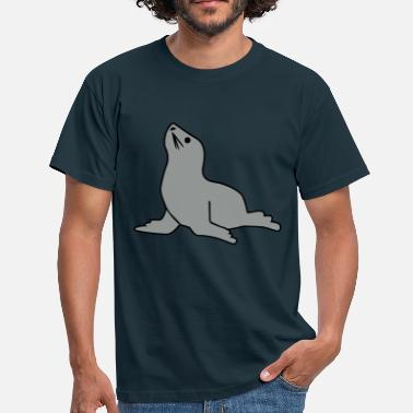 Otarie Seal - T-shirt Homme
