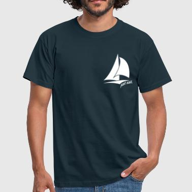 Voilier Just Sail. - T-shirt Homme