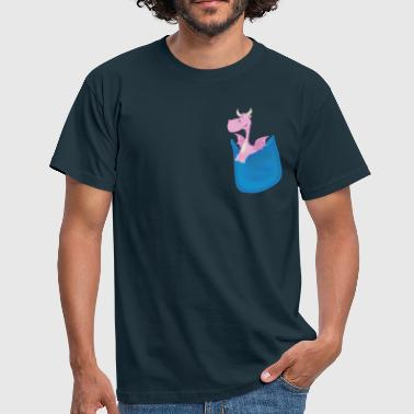 My Pocket Dragon Pal T-Shirts - Men's T-Shirt