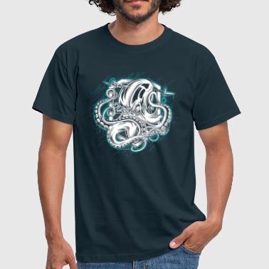 World Of Warships Aircraft Octopus - Männer T-Shirt