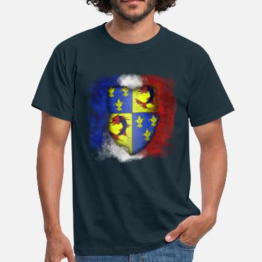 Armoiries Dauphiné - T-shirt Homme