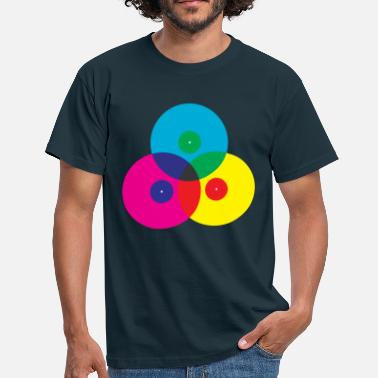 Record Collector Vinyl Records - Men's T-Shirt
