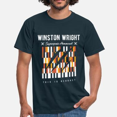 Orgue Clavier Winston Wright Supersonic - T-shirt Homme