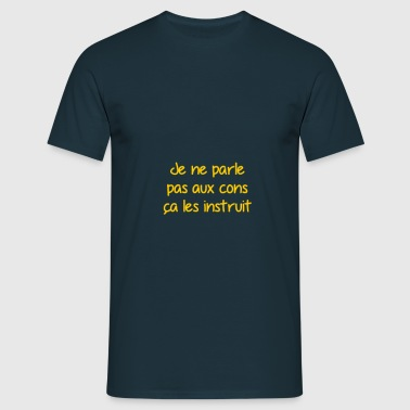 citation _cons - T-shirt Homme