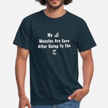 My Kaaf Muscles Are Sore - Men's T-Shirt