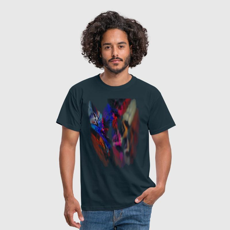 abstract pattern - Men's T-Shirt