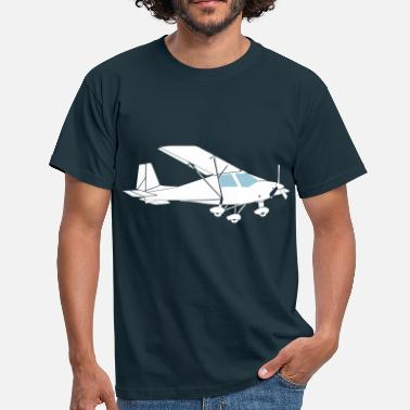 Aviation Pilot plane flying aviation gift idea UL - Men's T-Shirt