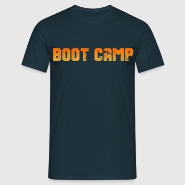 Boot Camp - T-skjorte for menn
