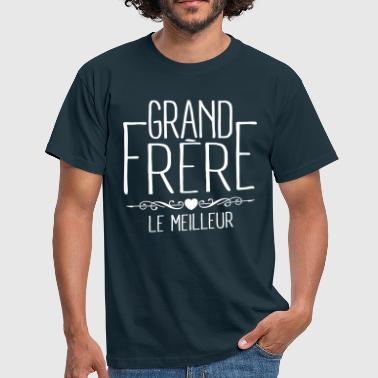 Grand Frère - T-shirt Homme