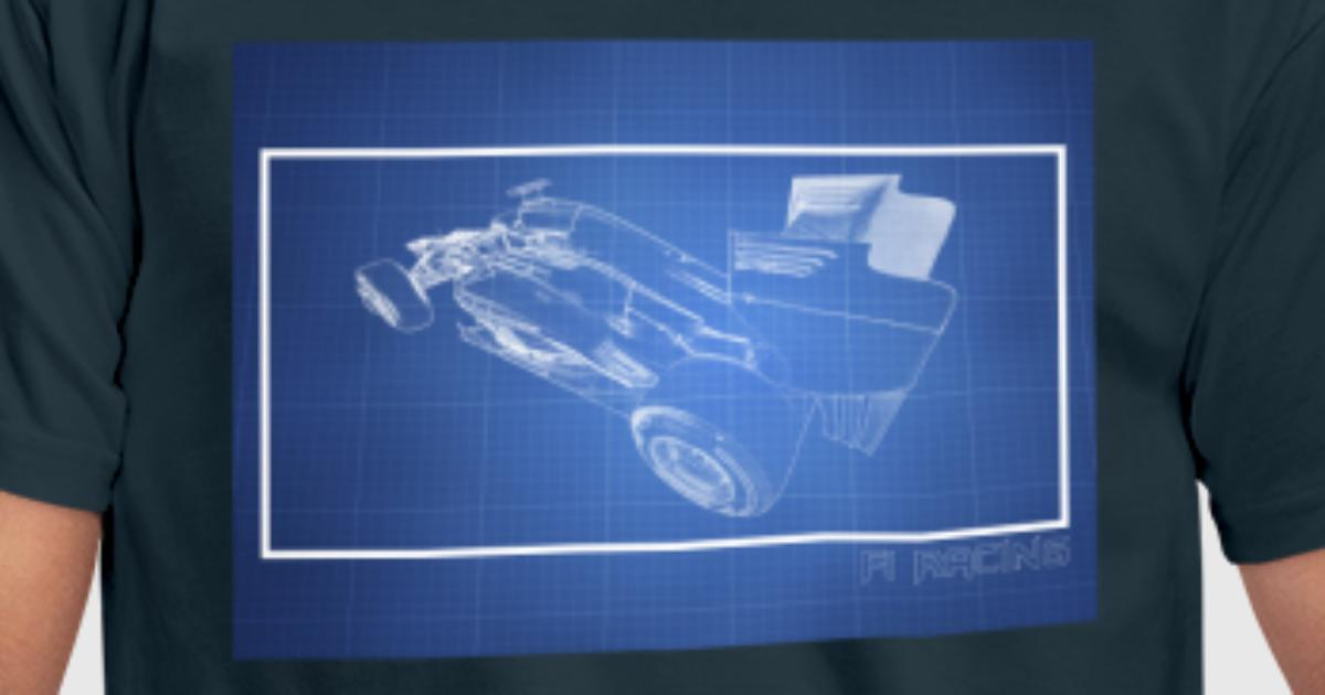 F1 blueprint design 1 by afrproductions spreadshirt malvernweather Gallery