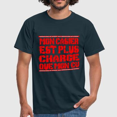 cv_plus_charger - T-shirt Homme