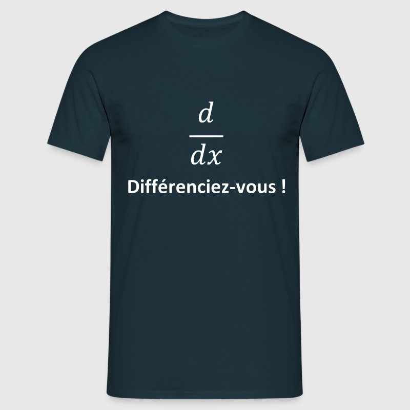 differentielle - T-shirt Homme