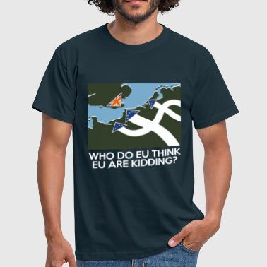 Dad's Army Brexit - Men's T-Shirt