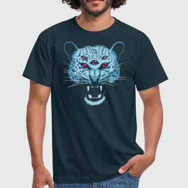 Ayahuasca Pathfinder Jaguar - Men's T-Shirt