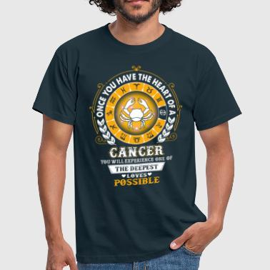 Cancer - Deepest Loves Possible - Men's T-Shirt