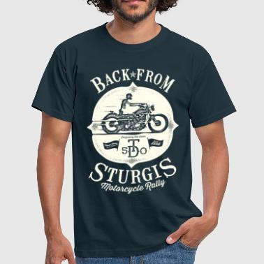 Mortorcycle Rally - T-shirt Homme