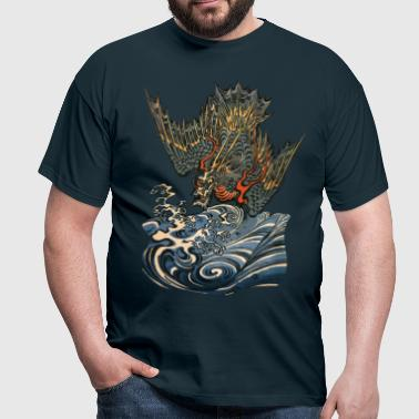 Ocean Dragon - T-shirt Homme