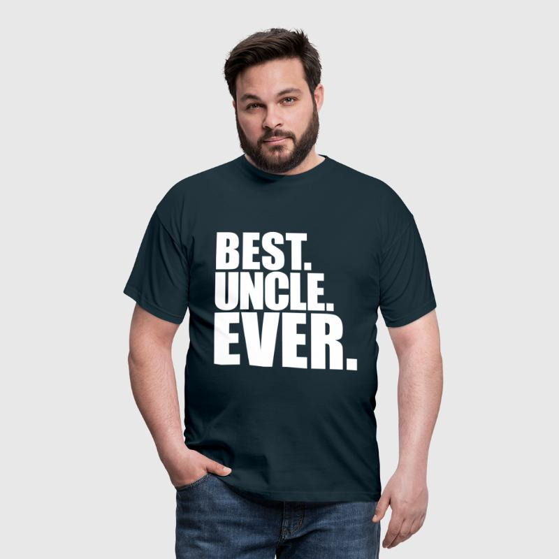 Onkel uncle - Männer T-Shirt