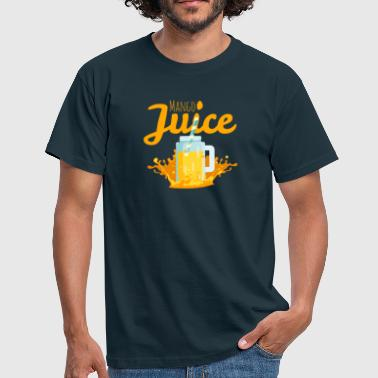 Mango Juice - Men's T-Shirt