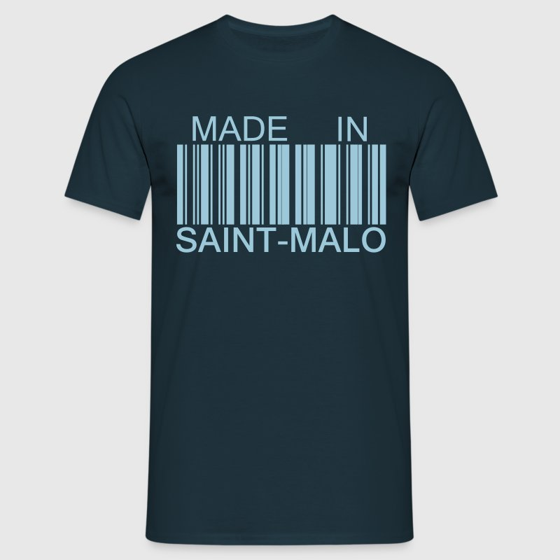 Made in Saint-Malo 35 - T-shirt Homme