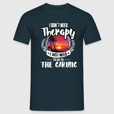 Therapy Caribic - Men's T-Shirt