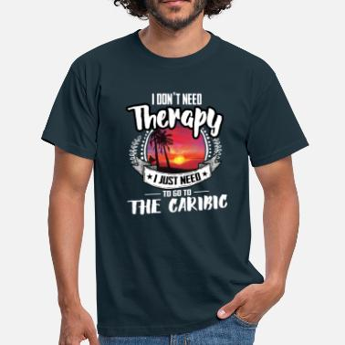 Caribou Therapy Caribic - Men's T-Shirt