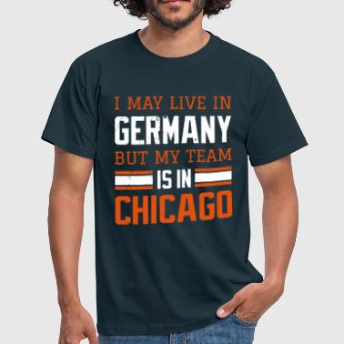 Chicago Bears Chicago - Männer T-Shirt