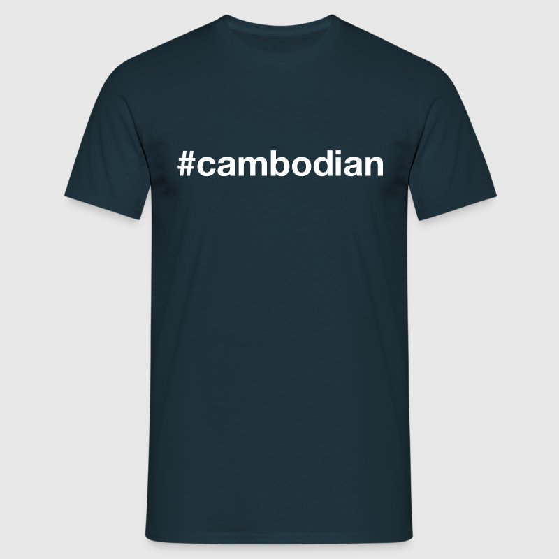 CAMBODIA - T-shirt Homme