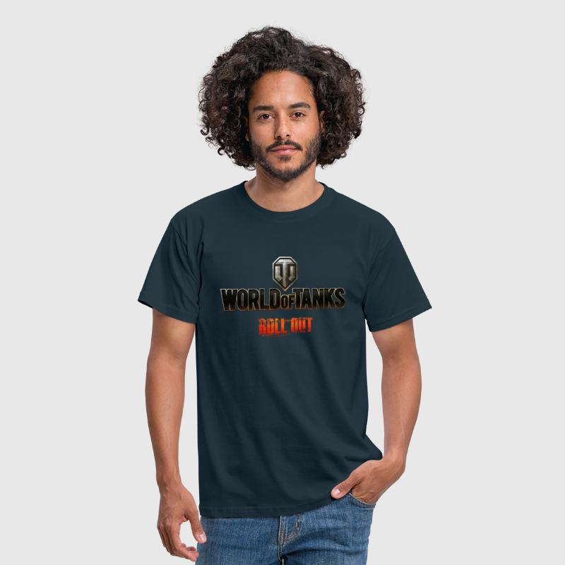 World of Tanks - Roll Out - T-shirt Homme