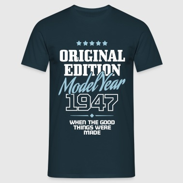 Original Edition - Model Year 1947 - T-shirt Homme