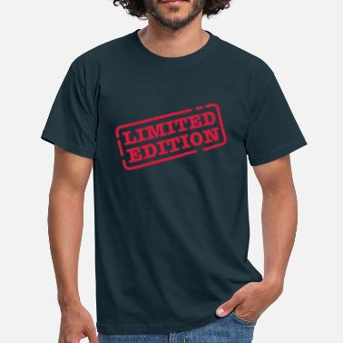 Limited limited edition - Männer T-Shirt
