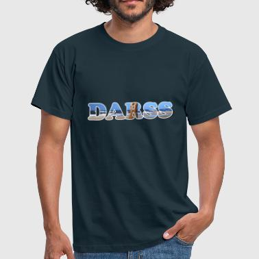 Text DARSS - Men's T-Shirt