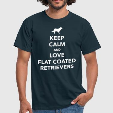 Flat Coated Retriever Flat Coated Retriever - Männer T-Shirt