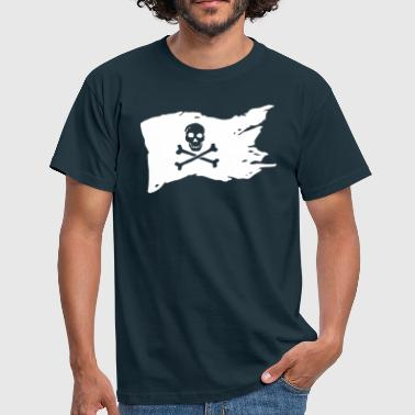 Jolly Roger - Mannen T-shirt
