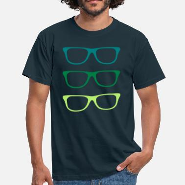 Cool Glasses - T-shirt Homme