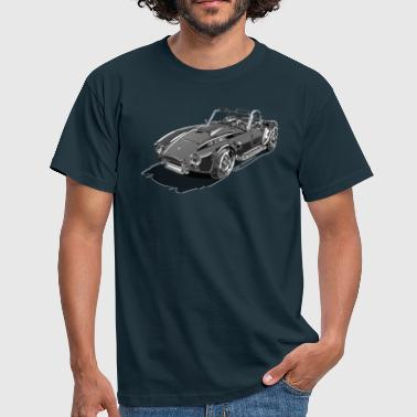 Voiture chrome - T-shirt Homme