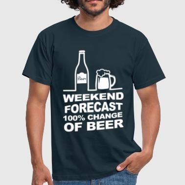 Weekend Forecast - Men's T-Shirt