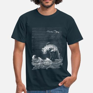 fabutastique atlantique - Men's T-Shirt