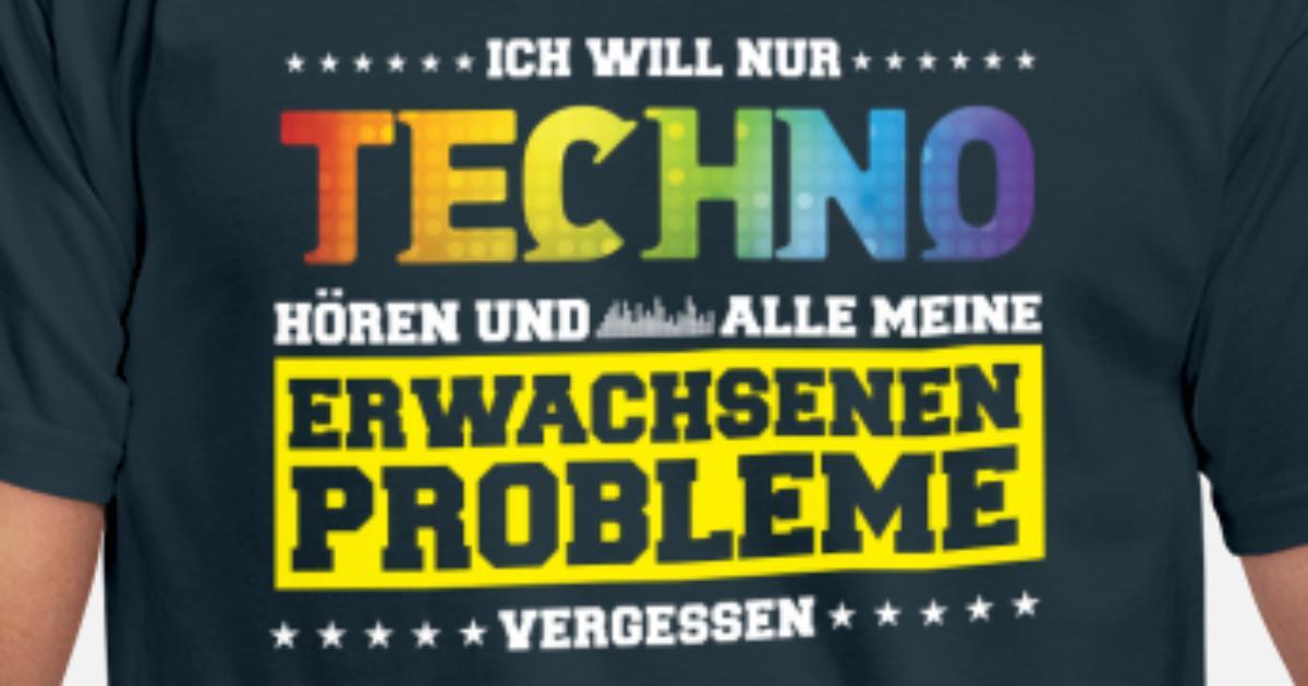 techno hören