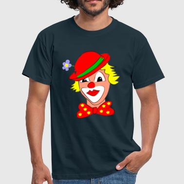 clown - Männer T-Shirt