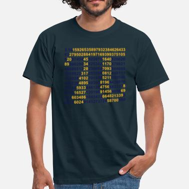 Cool pi  - T-shirt Homme