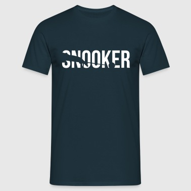 snooker - Men's T-Shirt