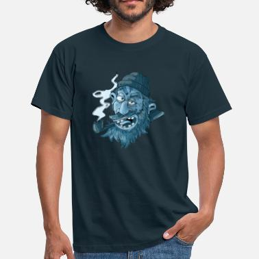 Salty Sailor - Mannen T-shirt